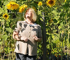 Hey Teach and Sunflowers