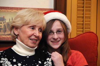 Nana and Hannah