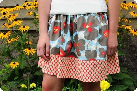 McKayla's skirt