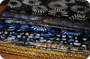 New batiks