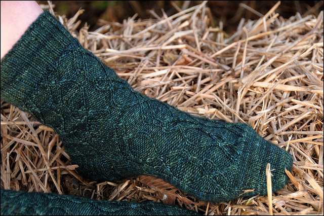 Patti's Rosalynd Sock
