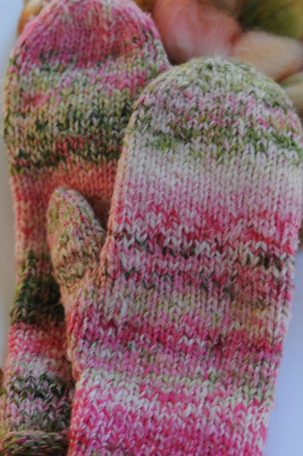 Strawberrymitts