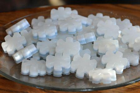 Snowflakesoap