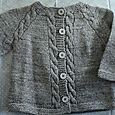 Baby Asher's Sweater