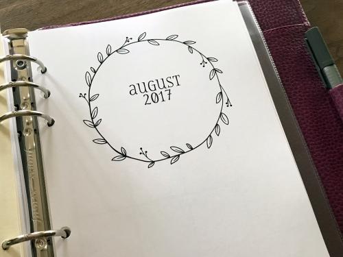 Filofax_August