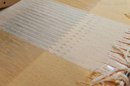 Huck weave towels