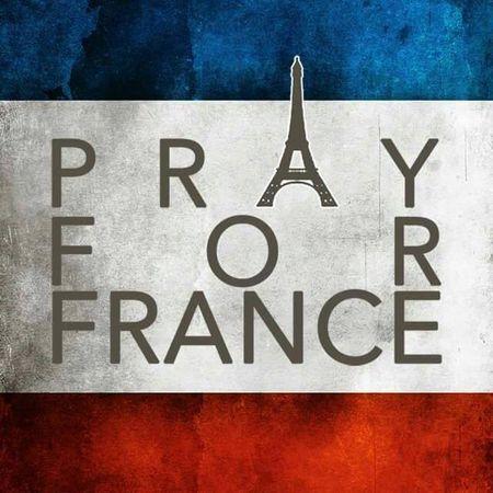 Prayforfrance