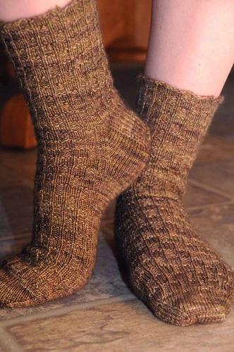 Tesserae Socks