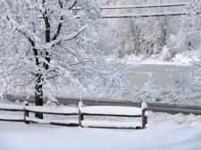 Snow_pond