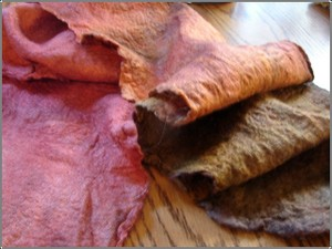 Felted_red_maple_angora_scarf